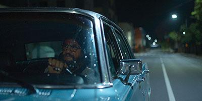 Pedro Sirotsky Dirigindo Carro