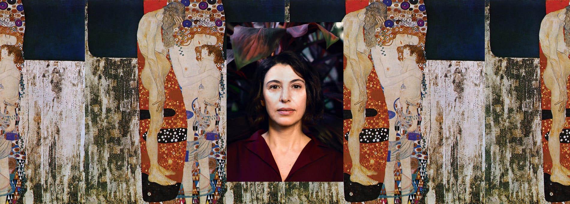 Giovana Madalosso Sobre Pinturas de Klimt As Três Idades da Mulher