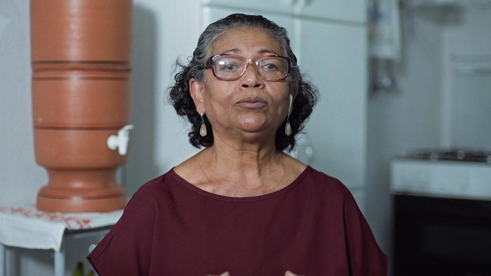 A homenageada pelo Prêmio Trip Transformadores 20/21, Luiza Batista