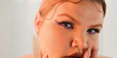 Thais Carla Retrato Aproximado Rosto