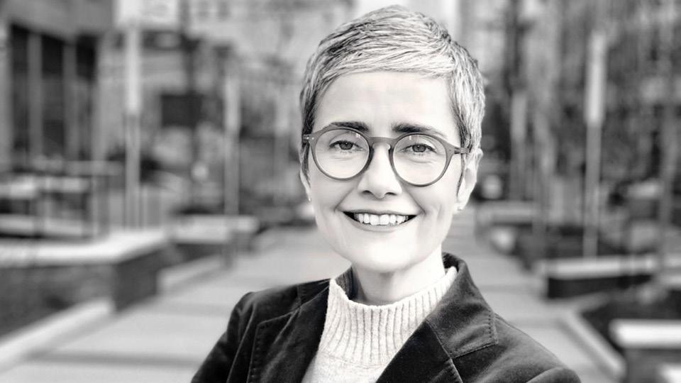A antropóloga Débora Diniz