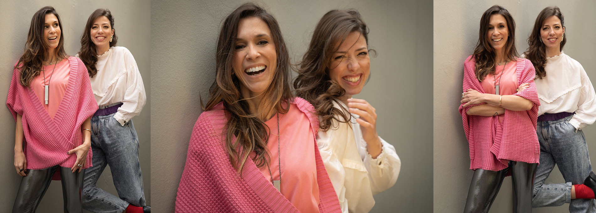 Sarah Oliveira e Roberta Martinelli: Música dá audiência sim
