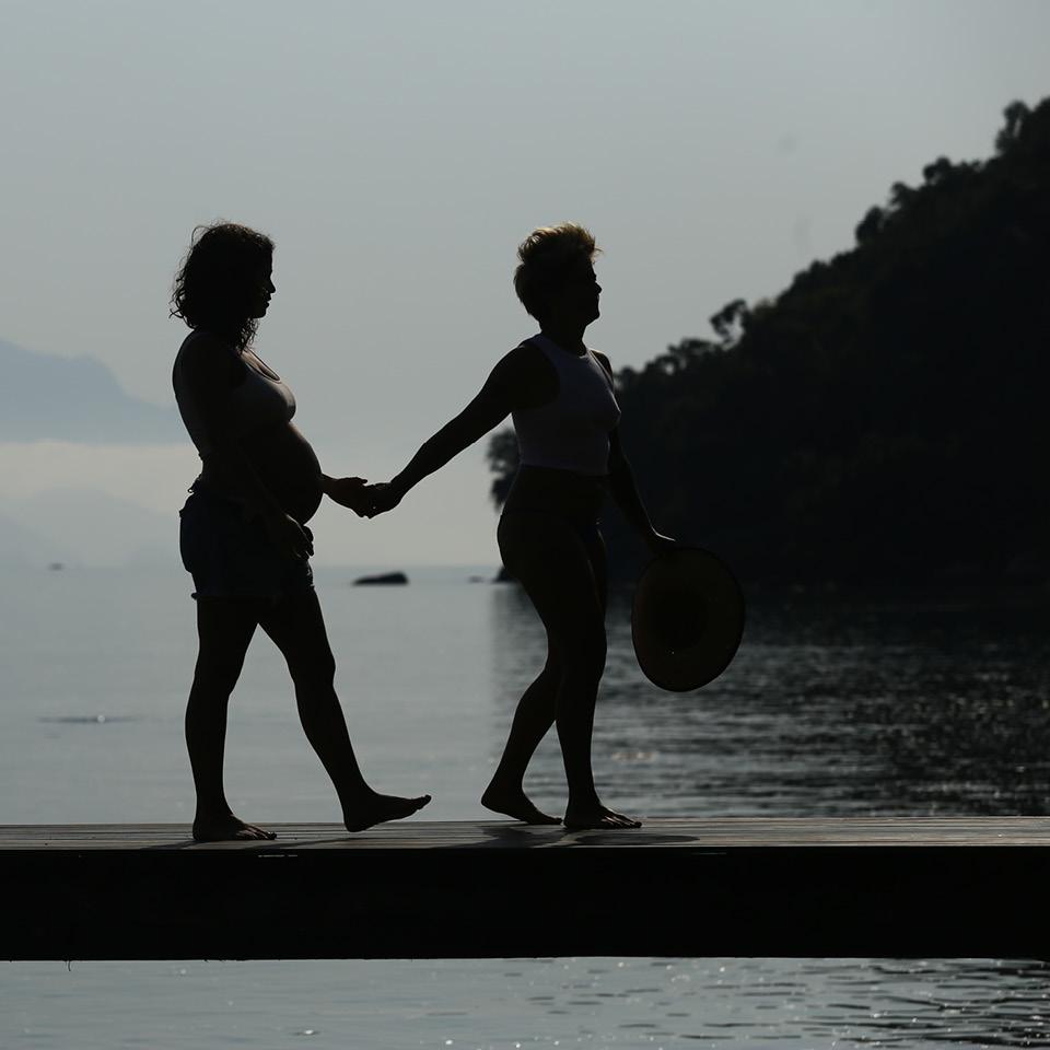 Nanda Costa e Lan Lanh