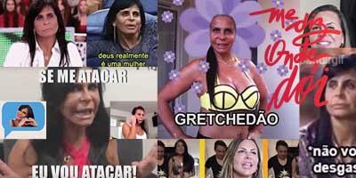 Memes de Gretchen